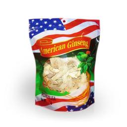 Click here to learn more about the 100% Pure American Ginseng Slices - Jumbo Size...Hand Sliced.